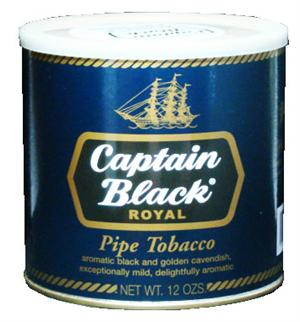 Captain Black Royal Tin Discounted