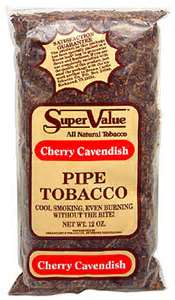 sc 1 st  WV SmokeShop & Super Value Cherry Cavendish 12oz Bag