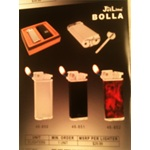 Bolla Jetline Pipe Lighter